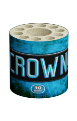 Crown! 10 Schuß Batterie